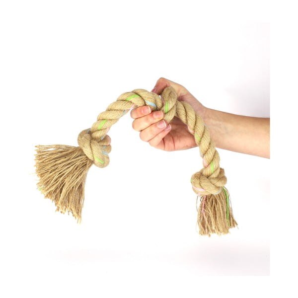 Węzeł, zabawka dla psa Triple Knot Large