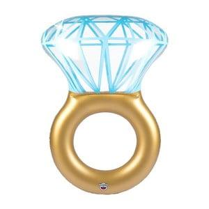 Dmuchane koło do wody w kształcie pierścionka Big Mouth Inc.