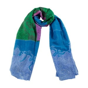 Chusta Maranda Blue/Green