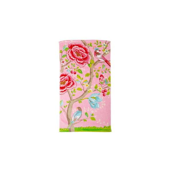 Ręcznik Morning Glory 70x140 cm, różowy