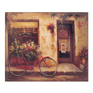 Obraz na płótnie Bicycle, 56x46 cm