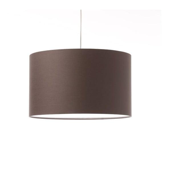 Brązowa lampa wisząca 4room Artist Brown, zmienna długość, Ø 42 cm