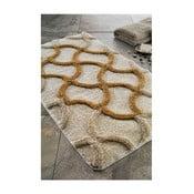 Dywanik łazienkowy Hermos Gold, 70x120 cm