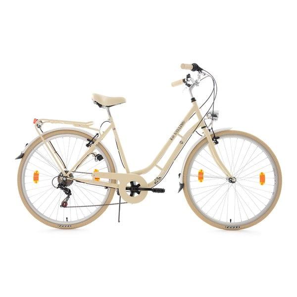"Damski rower City Bike Casino Beige Six Gang, 28"""