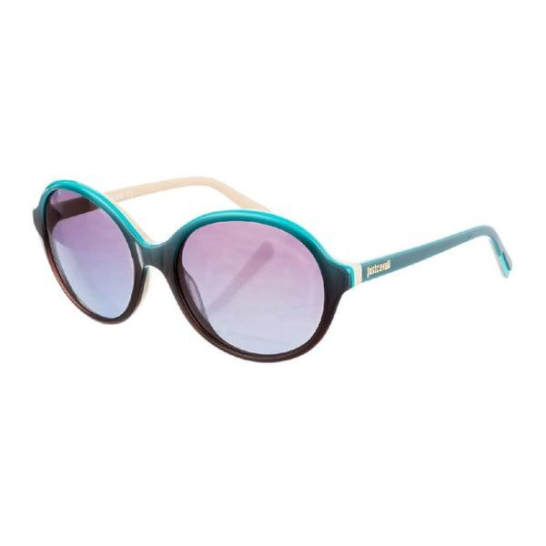 Damskie okulary przeciwsłoneczne Just Cavalli Azul