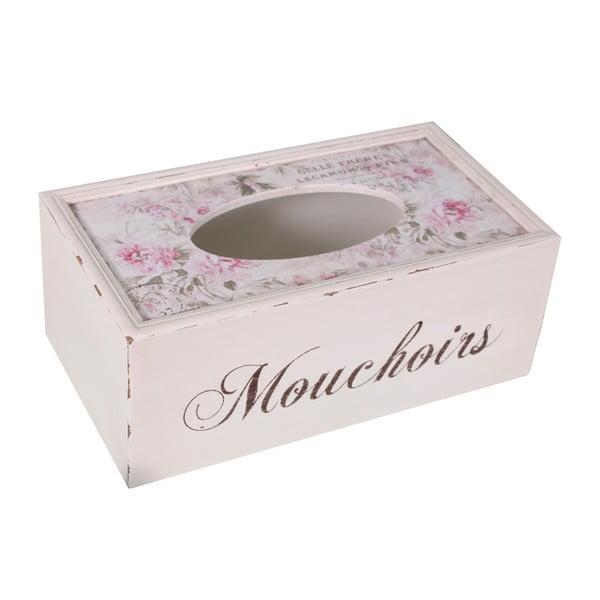 Pudełko na chusteczki Antic Line Romantique