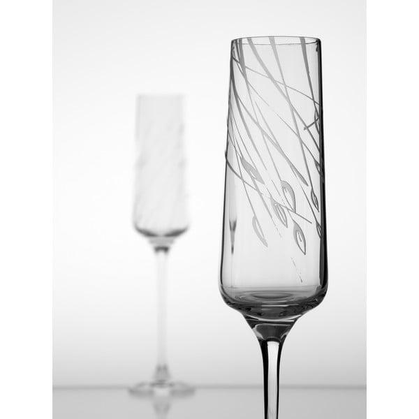 Zestaw 2 kieliszków do szampana Aaron