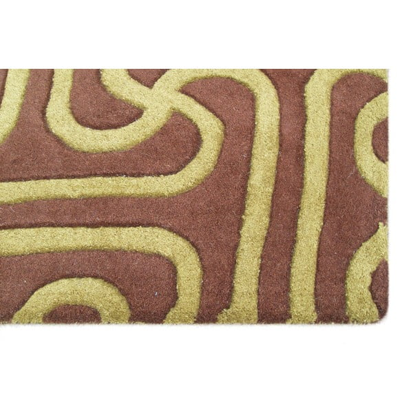 Dywan Wool 696, 153x244 cm