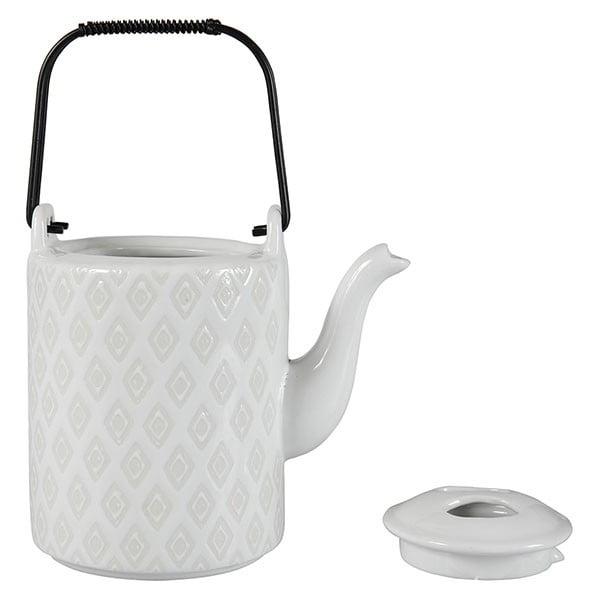 Porcelanowy dzbanek Blanche, 1 l