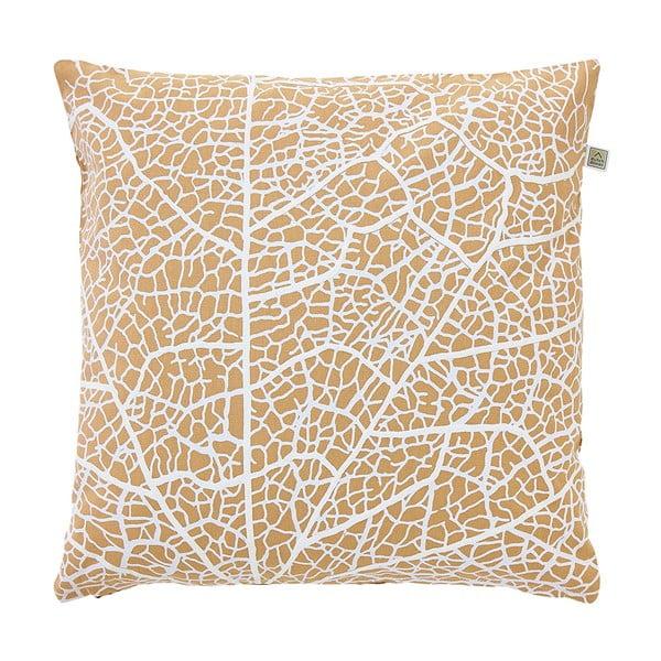 Poduszka z wypełnieniem Velay Sand, 45x45 cm