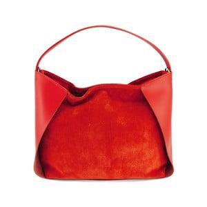 Skórzana torebka Duose Rosso