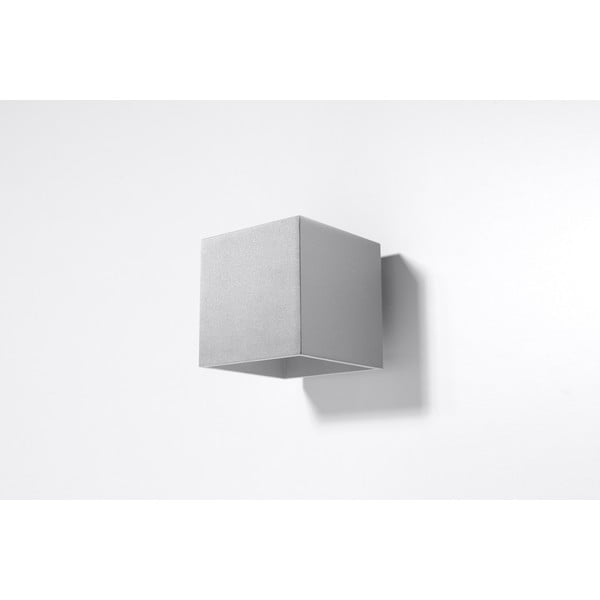 Szary kinkiet Nice Lamps Geo 1