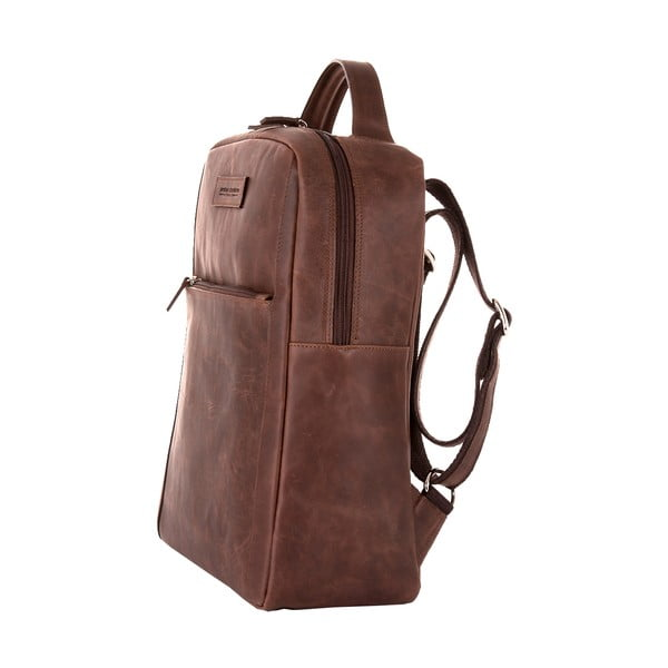 Męski plecak Vintage Tiny Brown
