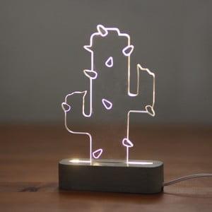 Lampka Cactus