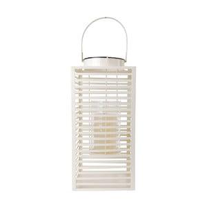 Biały lampion Esschert Design Garden