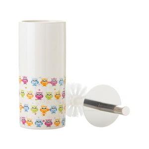 Stojak ceramiczny na szczotkę do WC Unimasa Swoon, 10x32