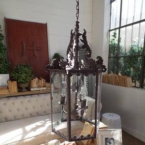 Lampa sufitowa  Fiamme Antique, 38x68 cm