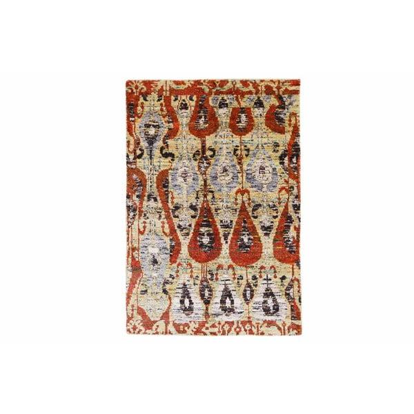 Ręcznie tkany dywan Ikat H2, 120x180 cm