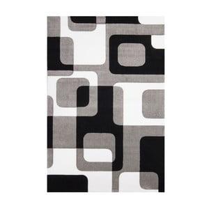 Dywan Melusine 441 Black, 80x150 cm