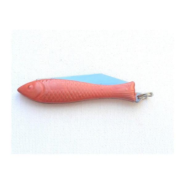 Scyzoryk rybka, pomarańczowy