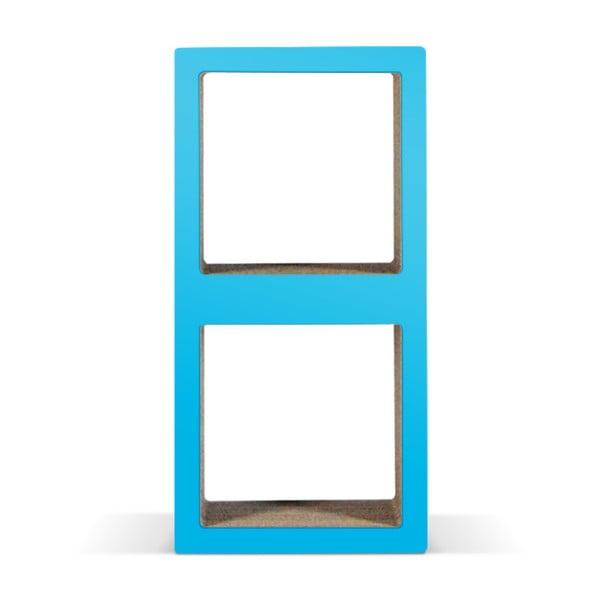 Kartonowa biblioteczka Bit Due Blue