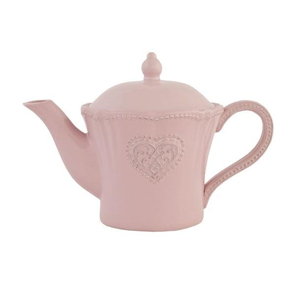 Ceramiczny czajnik Clayre Roses, 900 ml