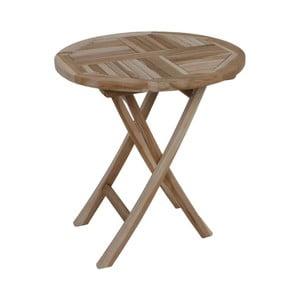 Ogrodowy stół składany z drewna tekowego ADDU Java