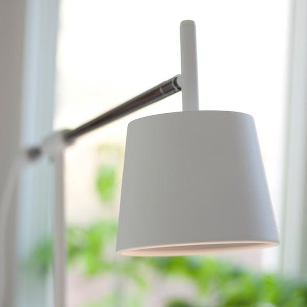 Lampa stołowa (LED) Mic White