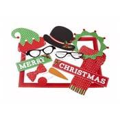 Zestaw gadżetów do zdjęć Christmas Family