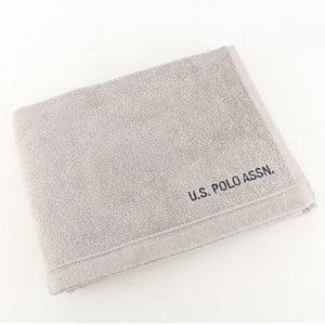 Ręcznik US Polo Bath Towel Grey, 70x140 cm
