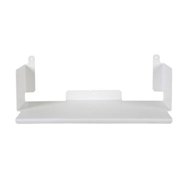 Niewidzialne półki UBD, białe, 2 sztuki