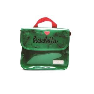 Torba na tablet I ♥ Bicicleta, zielona