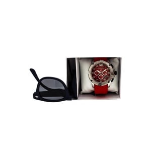 Zestaw: zegarek męski i okulary przeciwsłoneczne Tornado SP5013-4