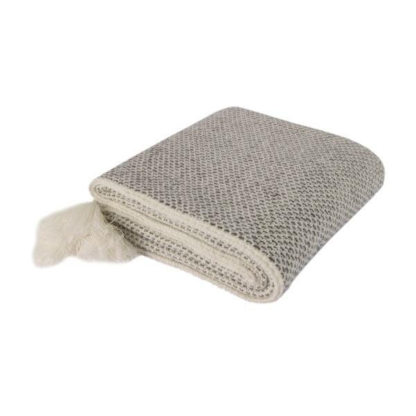 Koc Tete Grey Grey, 130x170 cm