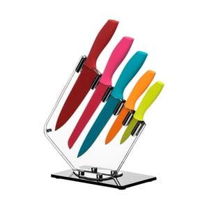Kolorowe noże Premier Housewares, 5 sztuk