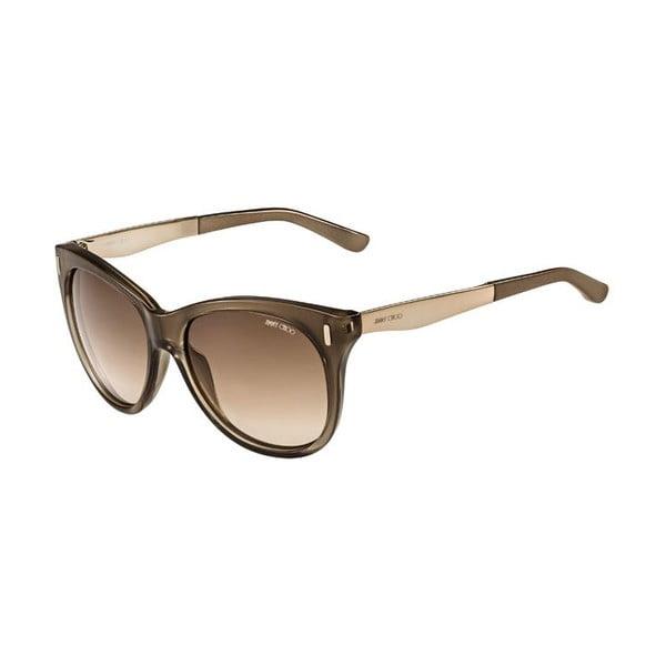 Okulary przeciwsłoneczne Jimmy Choo Ally Light Brown/Brown