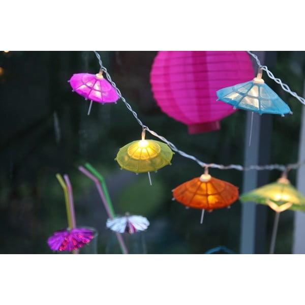 Girlanda świetlna Umbrellas