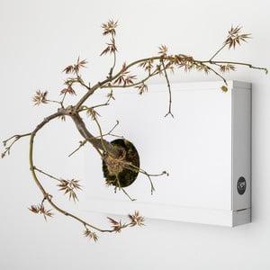 Doniczka naścienna Artkami Sinistra, 38x27 cm
