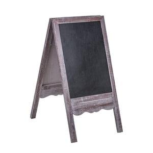 Drewniana tablica dekoracyjna Dino Bianchi, wysokość1m