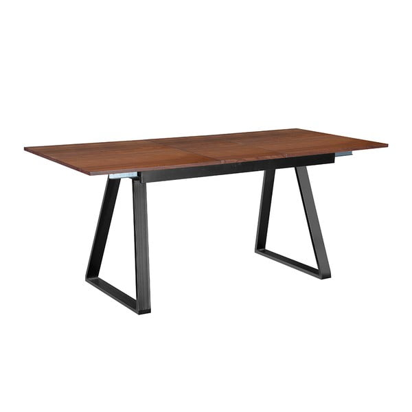Stół rozkładany Discovery, 140-180 cm, ciemny