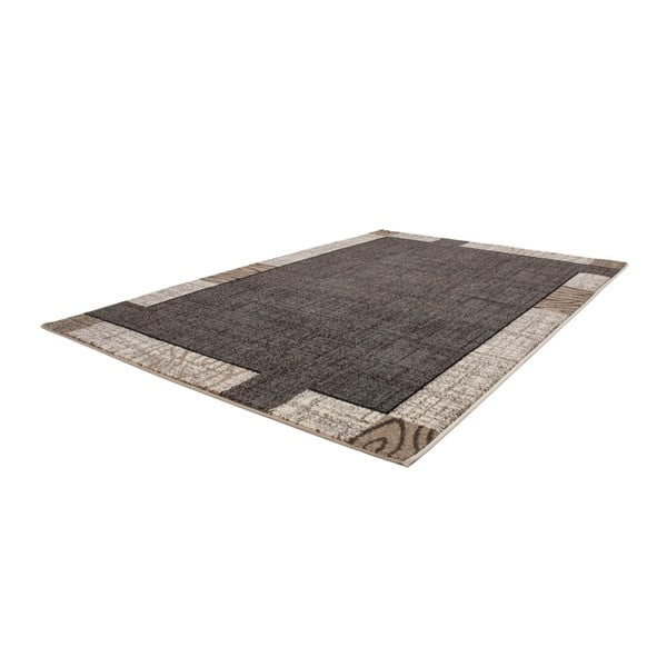 Dywan Balance 120x170 cm, srebrny