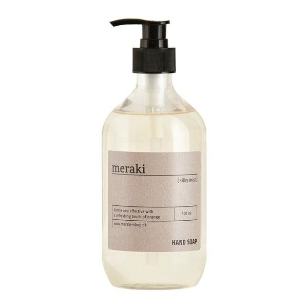 Mydło w płynie do mycia rąk Meraki Silky mist, 500ml