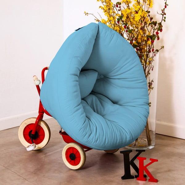 Fotel dziecięcy Karup Baby Nest Celeste