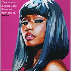"""Obraz """"Nicki Minaj"""""""