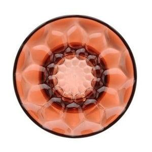 Średni różowy haczyk Kartell Jellies