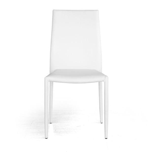 Krzesło Dani, białe
