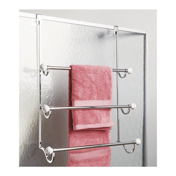 Wieszak na ręczniki przez drzwi York
