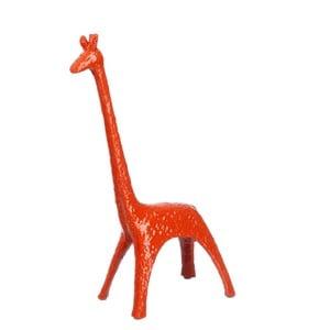 Dekoracja Żyrafa, 21x10x33 cm