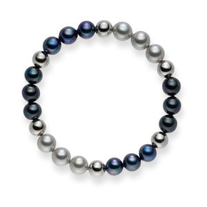 Perłowa bransoletka Nova Pearls Copenhagen Nyx