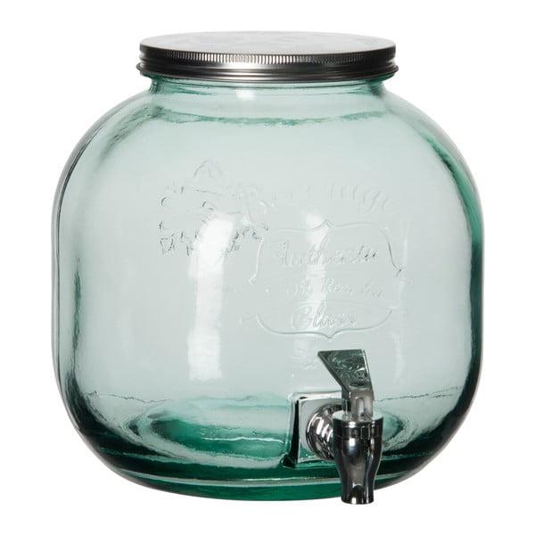 Szklana baryłka Drink Mint